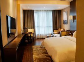 Zhong Hua Wei International Hotel, hotel in Sihanoukville