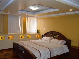 Hotel Santiago, hotel em Latacunga