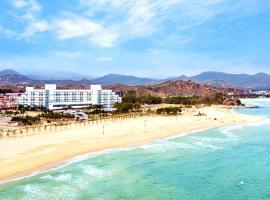 Ocean 2 You Resort Seorak Beach Hotel & Condo, glamping site in Sokcho