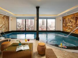 Libra Hotel Residence, hotel with pools in Hanoi