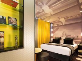Platine Hotel, hotel near Roland Garros Stadium, Paris