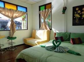 Baan Ing Suan, hotel in Amphawa
