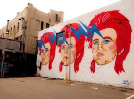 Bowie Apartment, apartment in Wellington