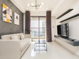 Moon Light Apartments, hotel near Nha Rong Wharf, Ho Chi Minh City