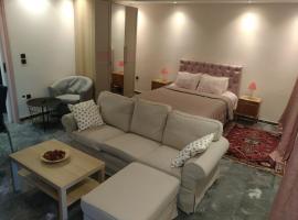 Georges luxury Apartments near Marathon beach and airport, apartment in Nea Makri