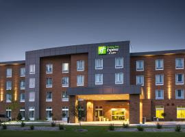 Holiday Inn Express and Suites Madison Central, hôtel à Madison