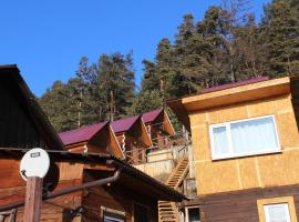 Аренда жилья Baikal Sky, self catering accommodation in Listvyanka