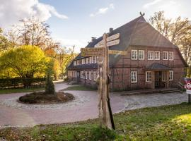 Landhaus Haverbeckhof, Hotel in Niederhaverbeck