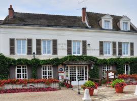Auberge De L'ecole, hôtel à Pontlevoy près de: ZooParc de Beauval
