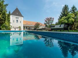 Herczeg Udvarház Poroszló, hotel Poroszlón