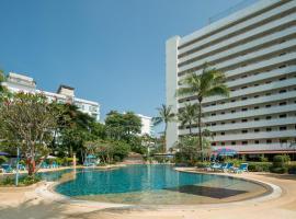 Phuket Palace Condominium by ALE, hotel in Patong Beach