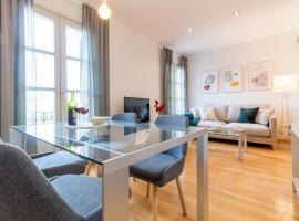 SIBS BALMES - Apartamento Romántico, apartment in Barcelona