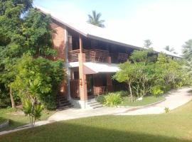 Kanokrat Resort, hotel in Amphawa