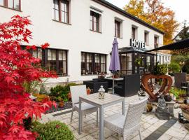 Art of Comfort Haus Ingeborg, accessible hotel in Cologne