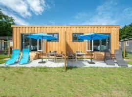 Chalet studio Mees - Texel, self catering accommodation in De Koog
