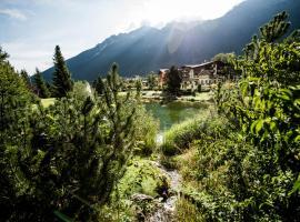 Forster's Naturresort, Hotel in Neustift im Stubaital