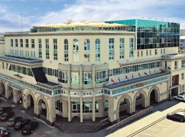 Бизнес отель Евразия Тюмень, отель в Тюмени