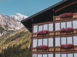 Bio Hotel Feistererhof - Charmant Natürlich seit 1448, hotel in Ramsau am Dachstein