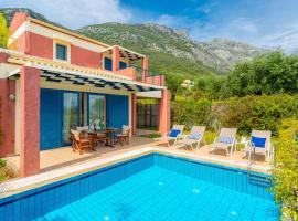Villa Thalassaki, hotel in Barbati