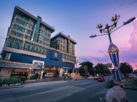 Siam Mandarina Hotel, hotel near Suvarnabhumi Airport - BKK, Lat Krabang