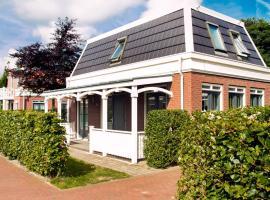 Holiday Home Bungalowparck Tulp & Zee-1, villa in Noordwijkerhout