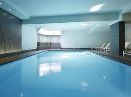 Hotel Aazaert by WP Hotels, hotel in Blankenberge