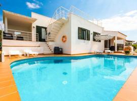 Villa Es Llaut, hotel a Binibeca