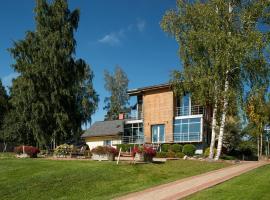Reinis, hotel near Reina Ski Lift 3, Turaida