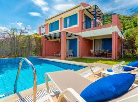 Villa Pelagos, hotel in Barbati