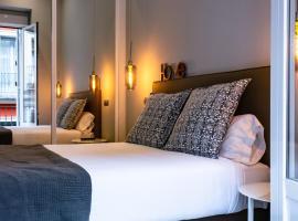 Arenal Suites Gran Vía, Ferienwohnung in Madrid