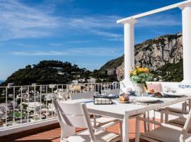 Casa luna caprese, apartment in Capri