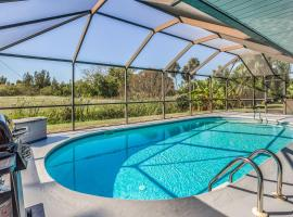 Barsl Retreat, Villa in Cape Coral