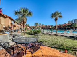 Gulf Highland: 135 Grande Island Blvd, vacation rental in Panama City Beach