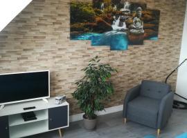 Le Sleepway - Votre location courte durée à Lorient -, hôtel à Lorient près de: Cité de la Voile Eric Tabarly