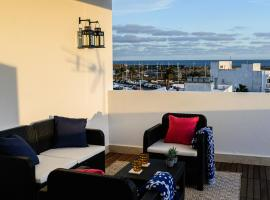 Lantia Rooftop House, hostel in Arrecife