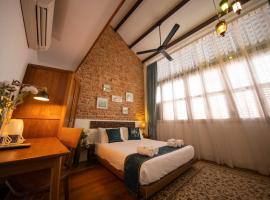 Sweet Cili Boutique Hotel, hotel in George Town