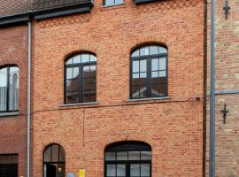 Plumer House, self-catering accommodation in Ieper