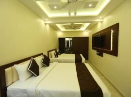 Al Noor Palace Business Class Hotel, hotel in Chennai