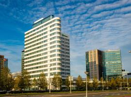 Holiday Inn Express Amsterdam Arena Towers, hotel near Johan Cruijff Arena, Amsterdam