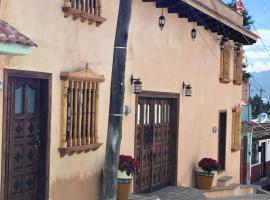 Rincón del Cerrillo, apartamento en San Cristóbal de Las Casas