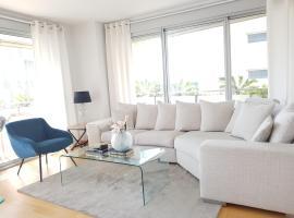 Forum Seaview Apartments, hotel vicino alla spiaggia a Barcellona