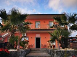 Martina Paradise b&b, hotel a Nicolosi