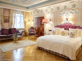 Viesnīca Trezzini Palace Boutique Hotel Sanktpēterburgā