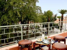 Hotel Ali, hôtel à Marrakech près de: Musée Boucharouite