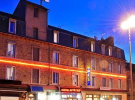 Kyriad Rodez, hotel near Rodez - Aveyron Airport - RDZ, Rodez