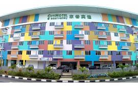 Citi Hotel, hotel in Miri