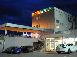Motel Atlantis, отель в городе Приедор
