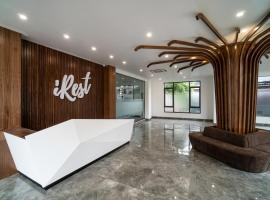iRest Apartment Vinh Yen, family hotel in Vĩnh Phúc