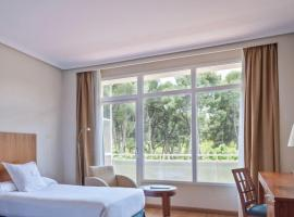 Sercotel Los Llanos, hotel en Albacete