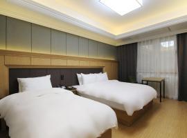 Duzon Business Hotel – hotel w mieście Gwangju